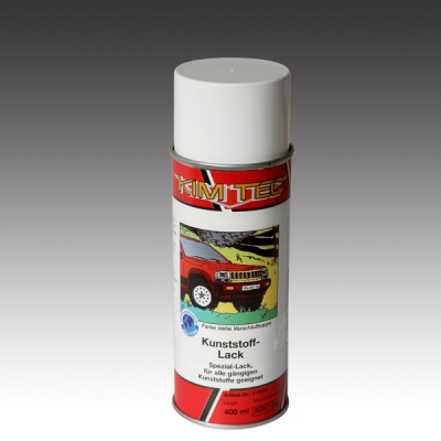 KIM-TEC Kunststofflack-Spray anthrazit 400 ml Dose